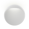 Louis Poulsen aplique de exterior Flindt Ø 400 20W LED 2700K 51 lm/W Blanco Texturado