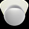 Louis Poulsen aplique de exterior Flindt Ø 400 20W LED 3000K 39 lm/W Aluminio Texturado