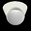 Louis Poulsen aplique de exterior Flindt Ø 300 16W LED 2700K 31 lm/W Aluminio Texturado