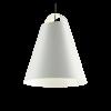 Louis Poulsen lámpara de suspensión ABOVE 550 100W E27 blanco