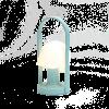 Marset FOLLOWME Lámpara de sobremesa en color Azul