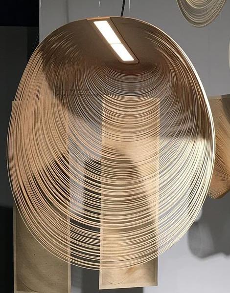 Luceplan lámpara de suspension