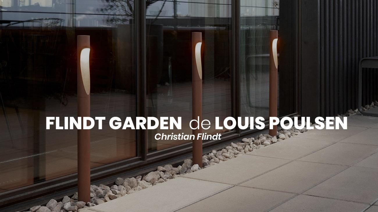 Nueva colección de Louis Poulsen: Flindt Garden