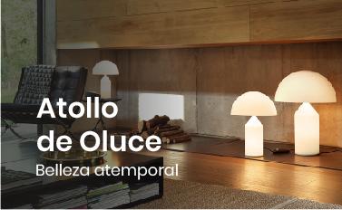 comprar lámpara atollo de oluce
